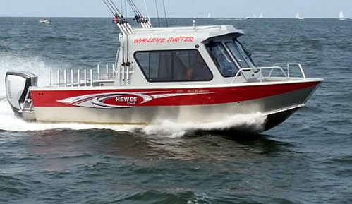 Walleye Hunter Lake Erie Charter