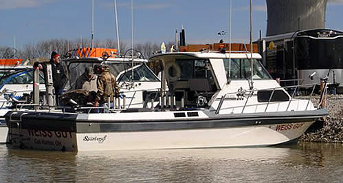Weiss Guy - Lake Erie Walleye